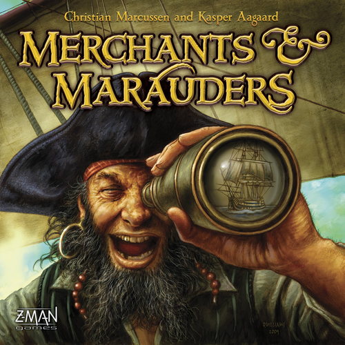 308 Merchant and marauders 1