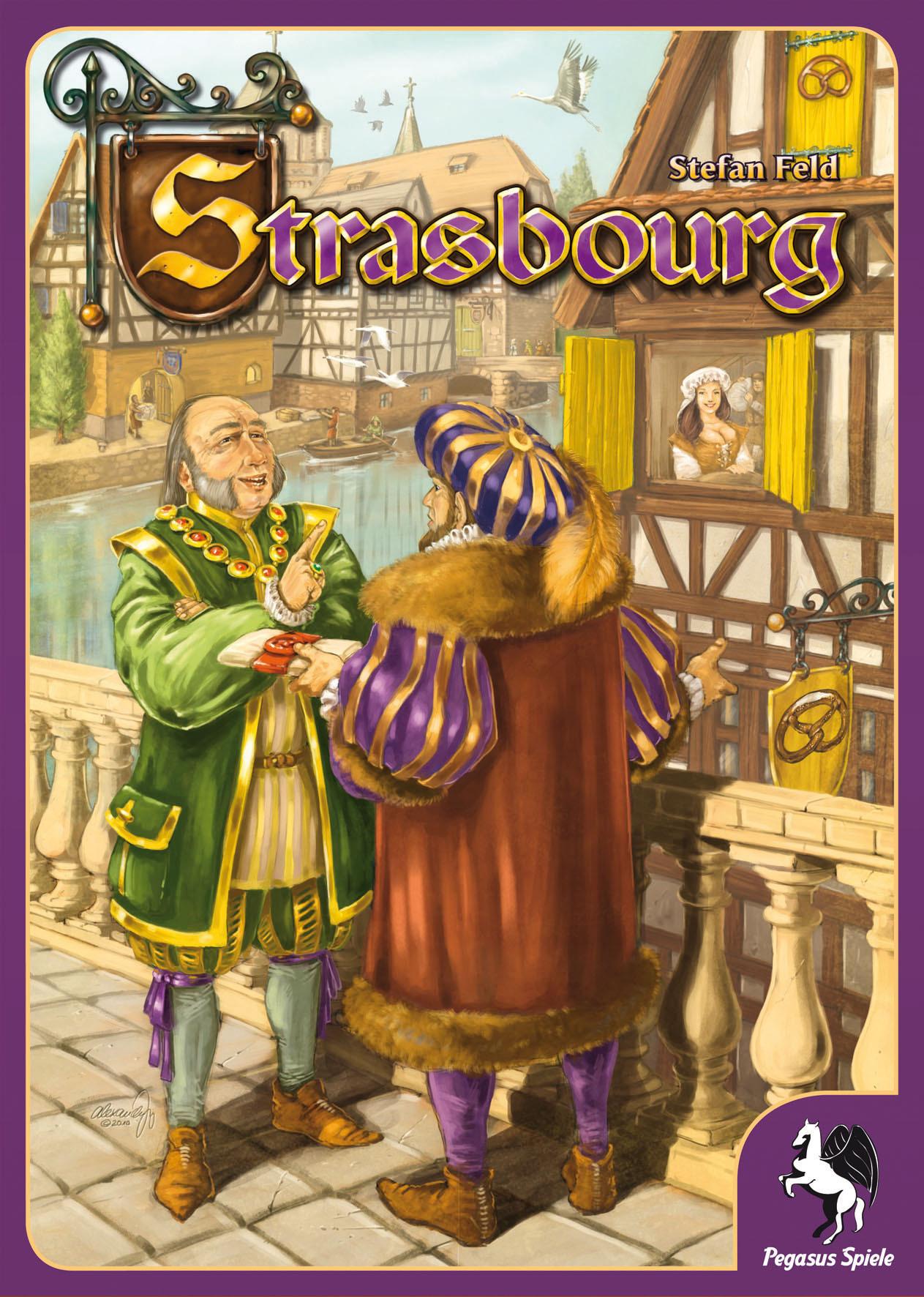 322 Strasbourg 1