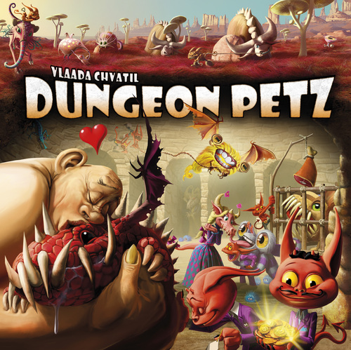 409 Dungeon pets 1