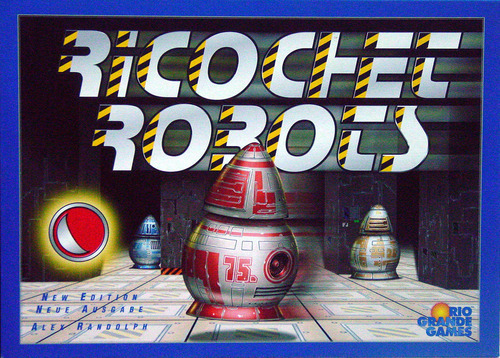 419 Ricochet Robot 1