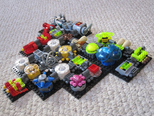 442 Galaxy trucker