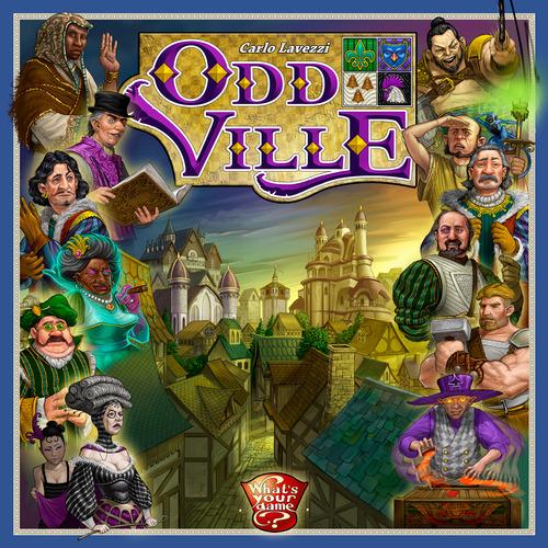 486 Odd Ville 1
