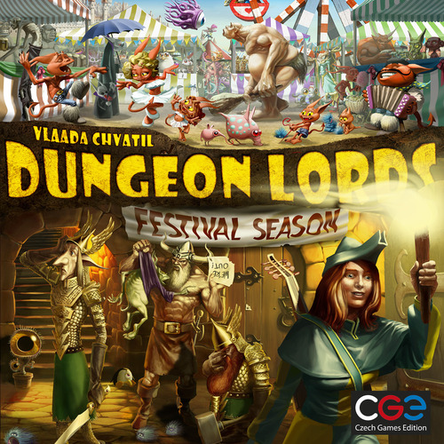 509 Dungeon Lords Festival 1