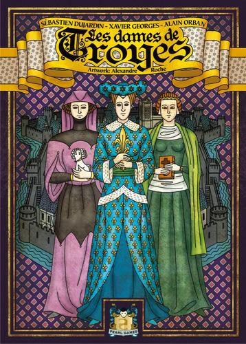 543 Dames de Troyes 1