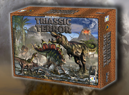 656 Triassic Terror 1