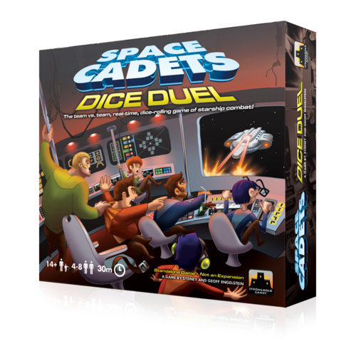 681 Space cadets 1