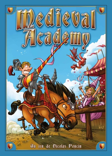 746 Medieval Academy 1