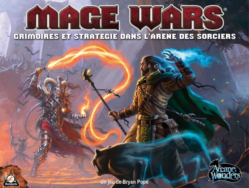 827 Mage Wars
