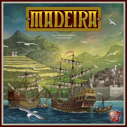863 Madeira