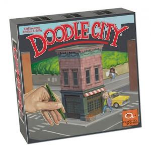 867 Doodle City 1