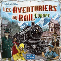 913 Aventuriers du rail europe 1