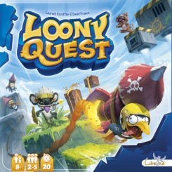 1025 Loony Quest 1