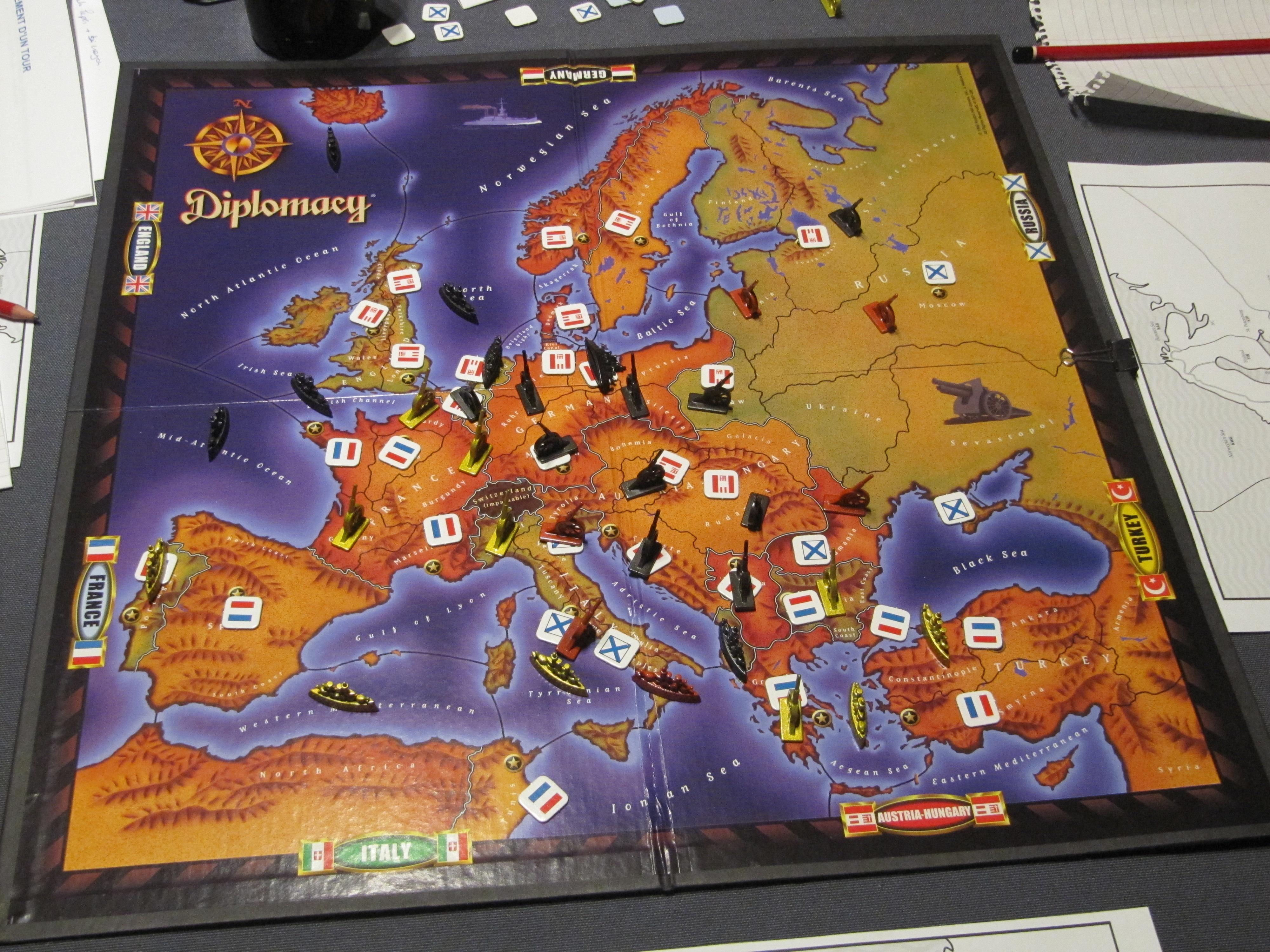 1096 Diplomacy 2
