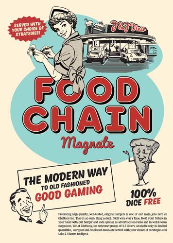 1245 Food Chain M 1