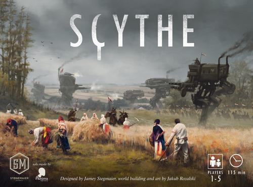 1337 Essen 2 Scythe