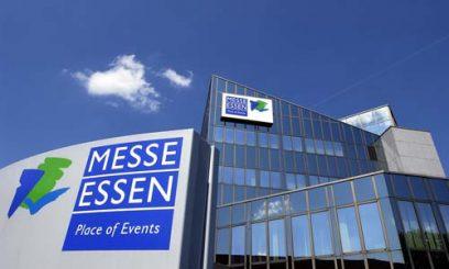 MESSEHAUS SÜD --- Foto:Rainer Schimm/©MESSE ESSEN GmbH Aufnahmedatum:08.07.2002