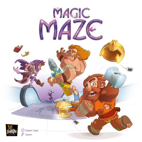 1513 Magic Maze 1
