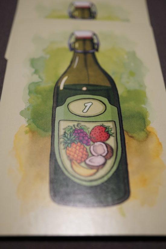Une bouteille digne de symboliser le Vin d'jeu d'l'année