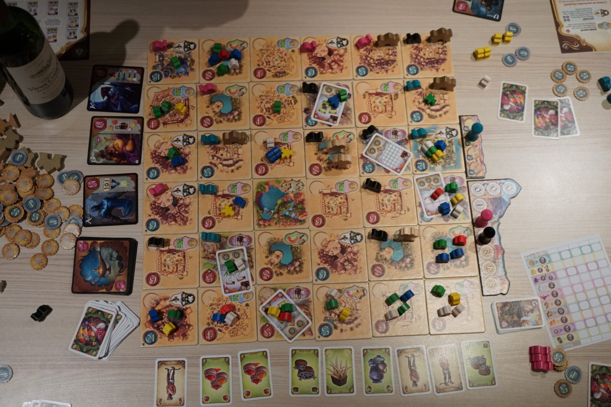 1603 Five Tribes Caprices 7