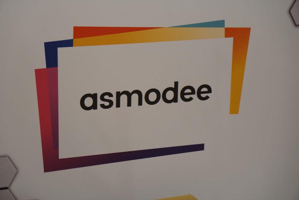 Le nouveau logo d'Asmodée. Il était bien l'ancien non? ;-)