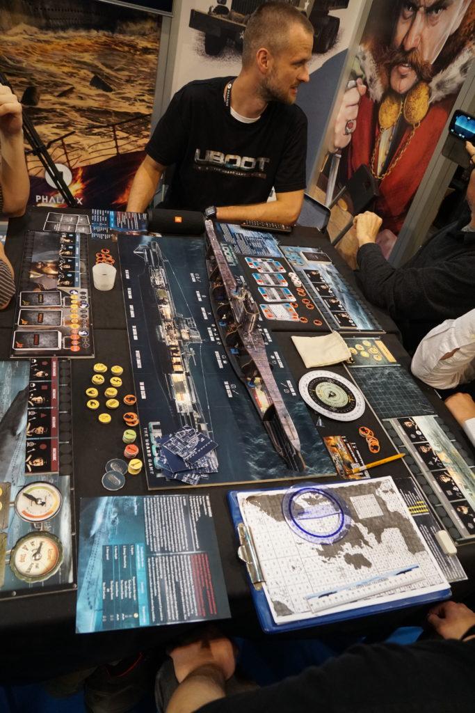 Avec Dwarf War, U-Boot est le second jeu à nous avoir bluffé avec son matériel.