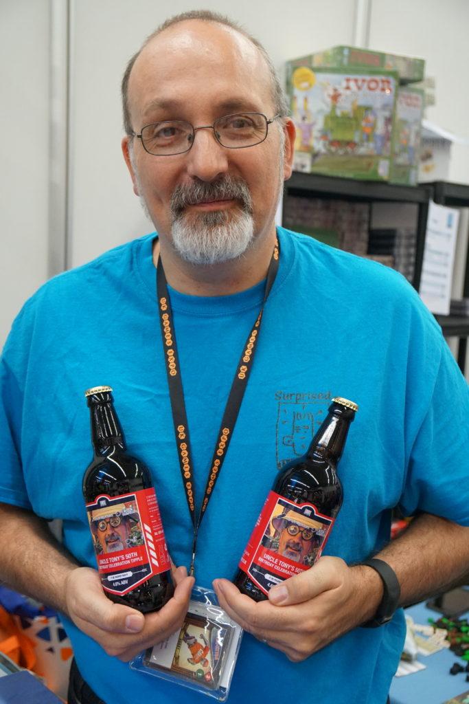 L'auteur de Snowdonia qui a fait ses propres bières