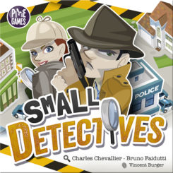1619 Small Detectives 1
