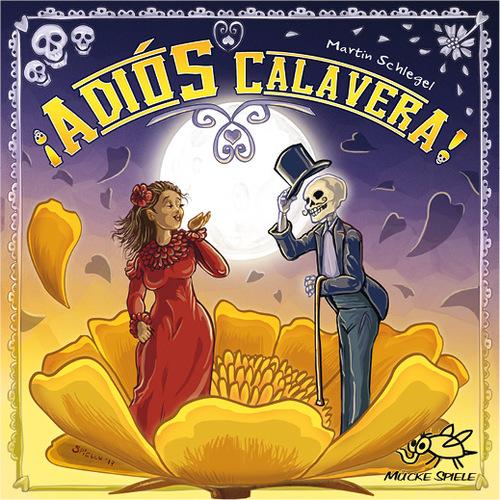 1654 Adios Calavera 1