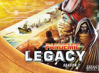 1664 Pandemic legacy 1