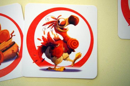 1668 Panic Island 3 Dodo rouge