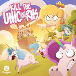 1673 Kill the Unicorns 1