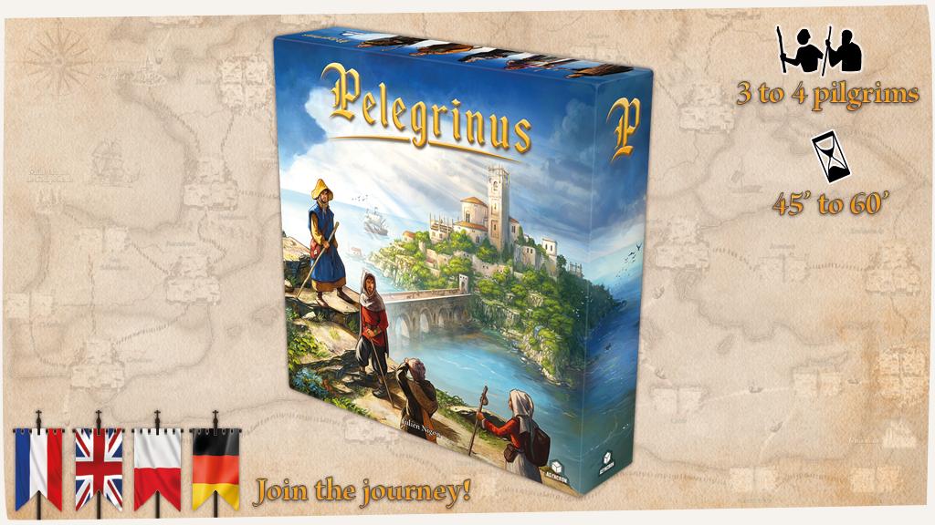 Pelegrinus: la campagne de financement est lancée