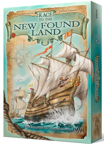 1784 Race to the new found land 1