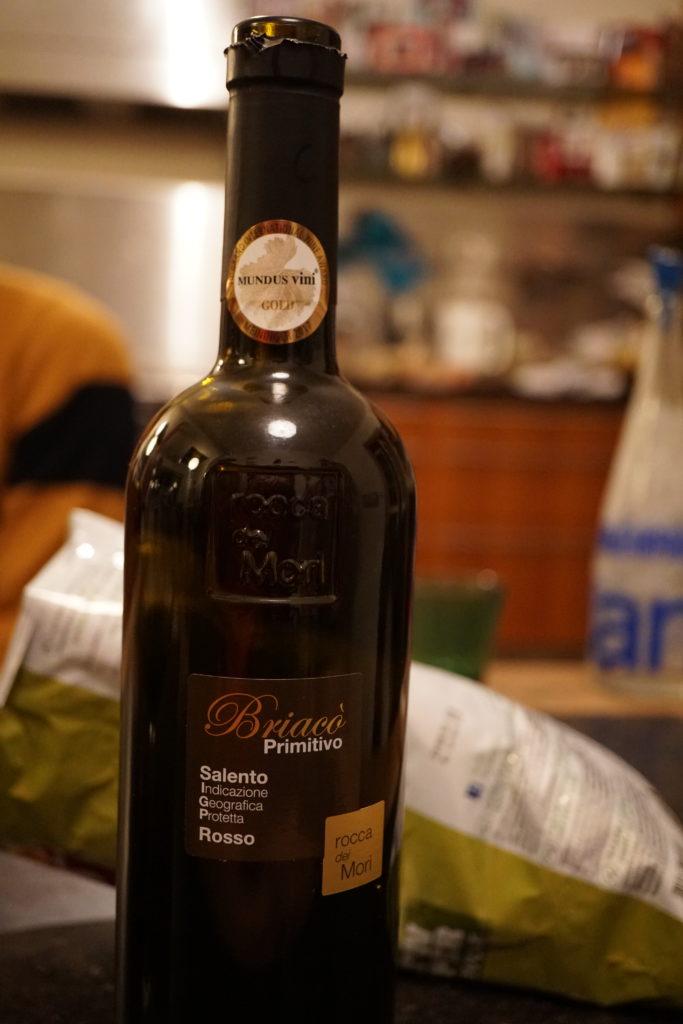 Excellent Italien bien boisé et puissant tout en gardant son savoureux goût de fruits