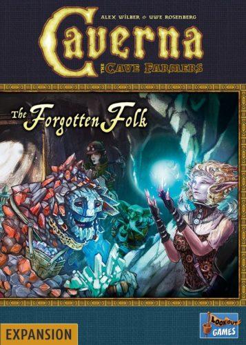 1922 Caverna the Forgotten Folk 1