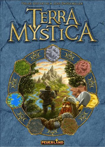 Terra Mystica - Vin d'jeu