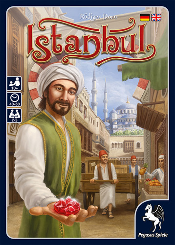 772 Istanbul 1