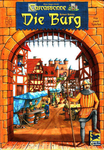 821 Carcassonne Die Burg 1