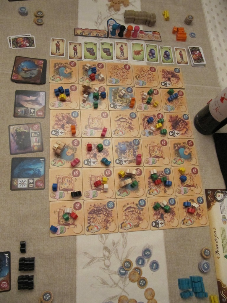 831 Five tribes 2