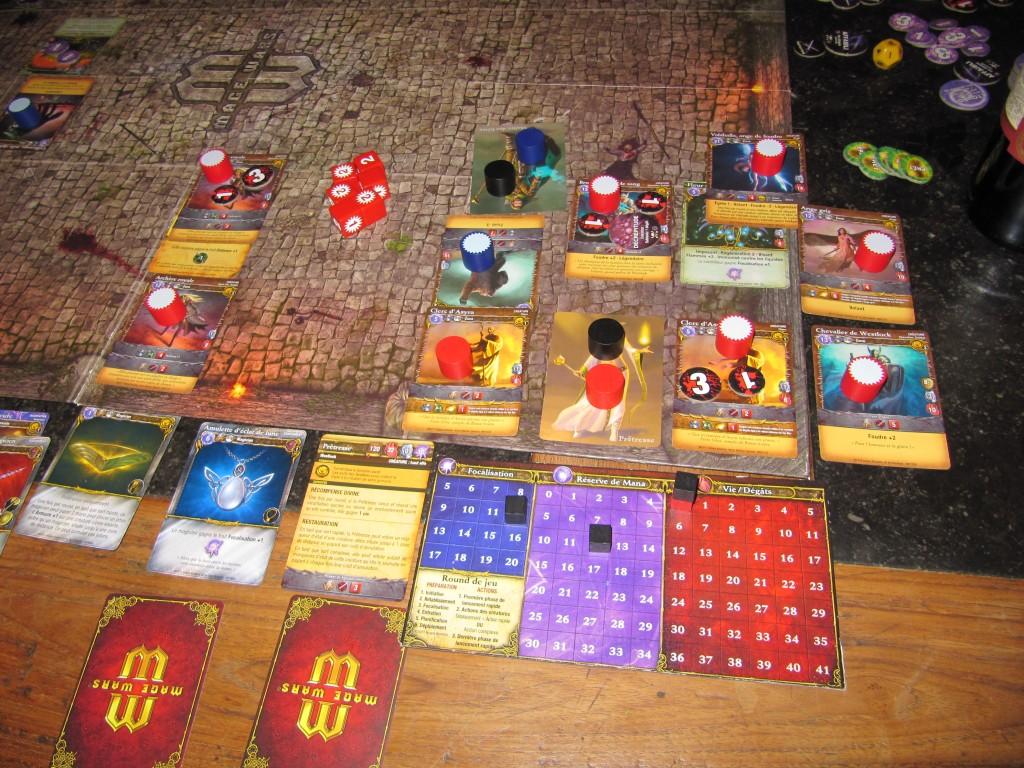 832 Mage Wars 2