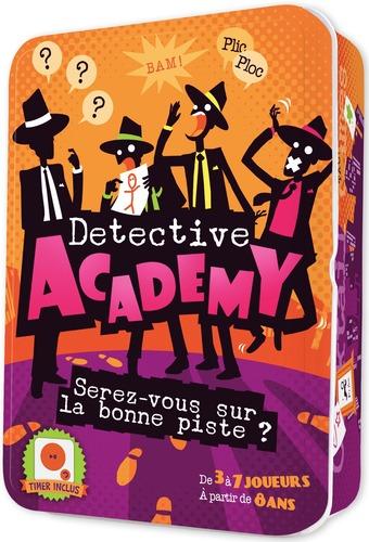 835 Detective Academy 1