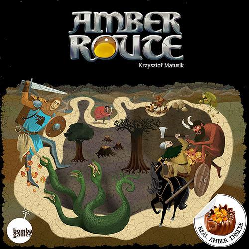 848 Amber 1