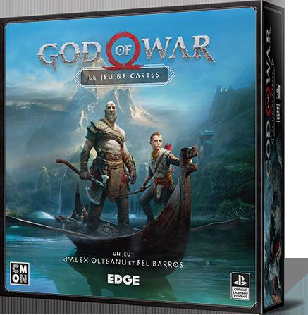 God of War: le jeu de cartes