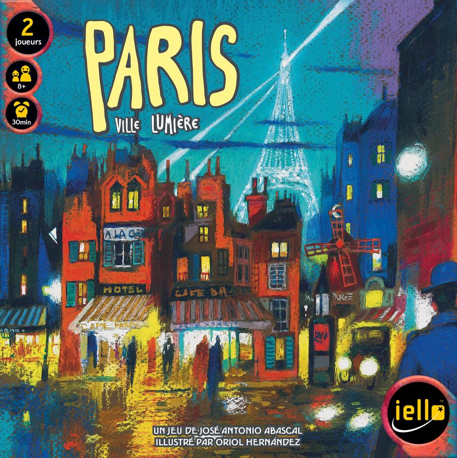 Paris Ville Lumiere Vin D Jeu