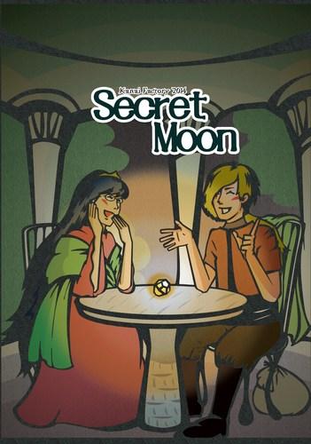 872 Secret Moon 1
