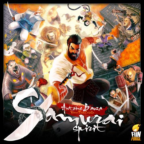 890 Samurai Spirit 1