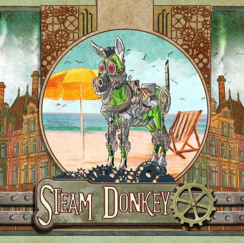 927 Steam Donkey 1