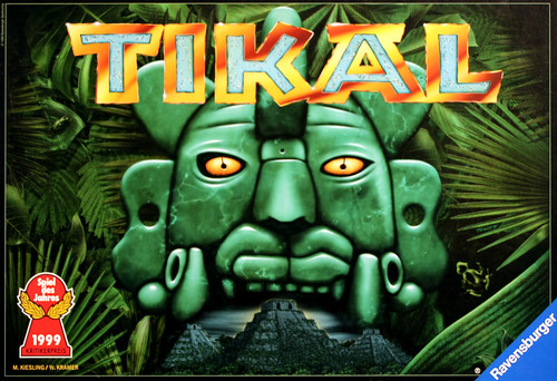1061 Tikal 1