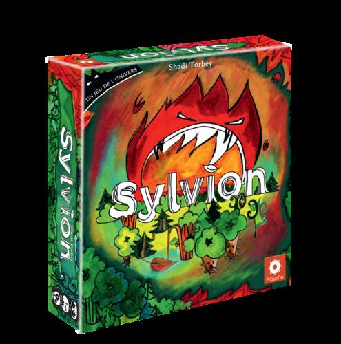1084 Sylvion 1