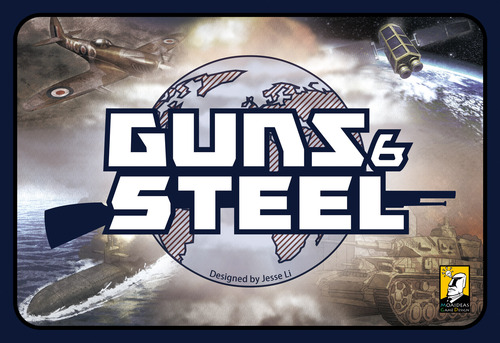 1158 Guns and Steel 1